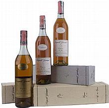 Cognac Selection Léopold Gourmel (3 bt)