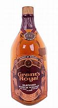 Grant's Royal Blended Scotch Whisky - 12 years old (1 Magnum 1,75 lt.)