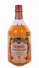 Grant's Stand Fast Finest Scotch Whisky (1 bt Magnum 1,375 lt.)