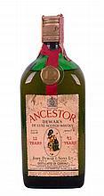 Ancestor Dewar's De Luxe Scotch Whisky - 12 years old