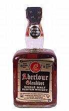 Aberlour Glenlivet Single Malt  Scotch Whisky - 8 years old