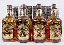 Blended Scotch Whisky 12 y.o. Chivas Regal  (4bt)