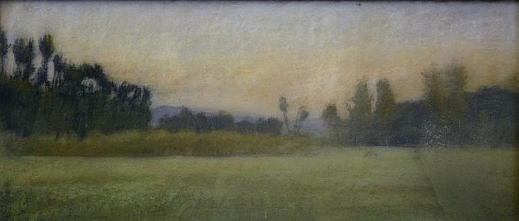 Roman Landscape, second half 19th century