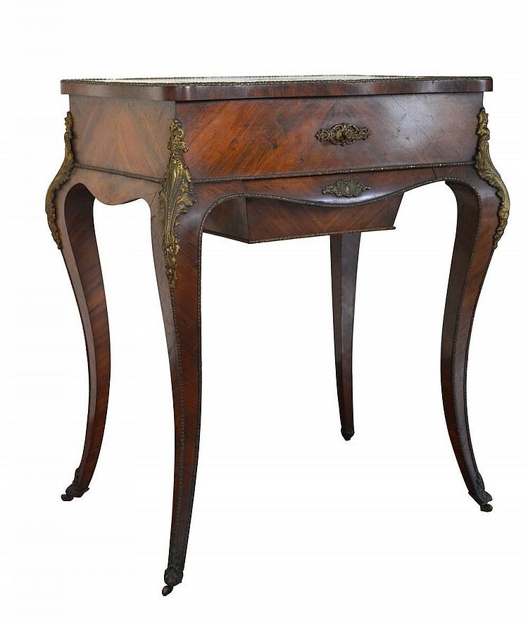 Game table, XIX century