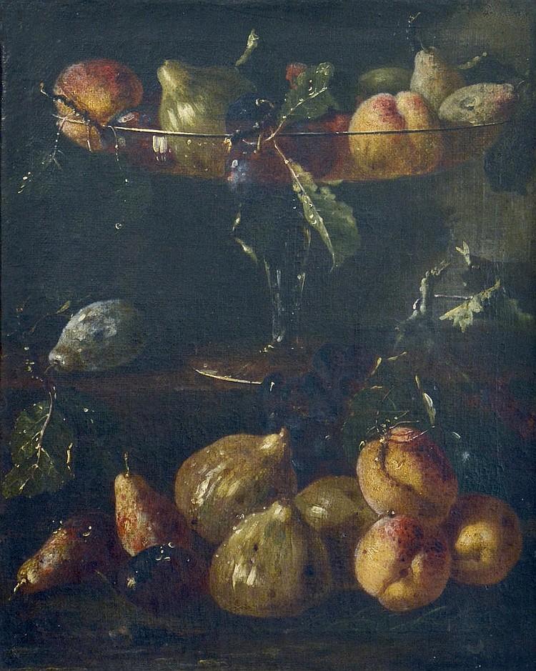 Bartolomeo Castelli (Attr.), Still life