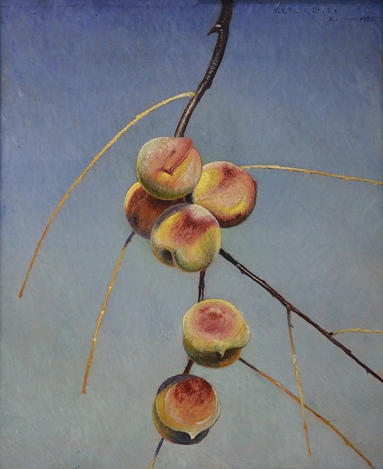 Valentino Ghiglia, Peach branch