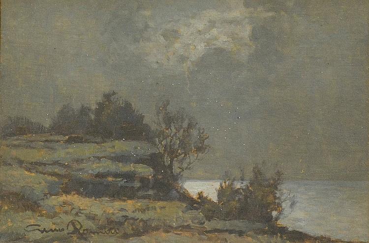 Gino Romiti, early XX century, Libecciata