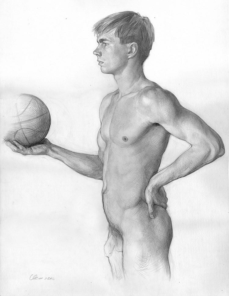 Svetlakov, S. Model with ball. 2002.