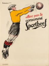 SPORT POSTER FOOTBALL FRANCE SPORTBEEF