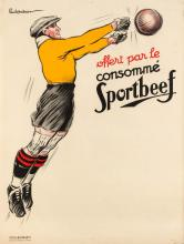 SPORT POSTER SPORTBEEF FOOTBALL