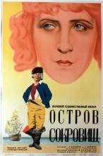 Movie Poster Treasure Island