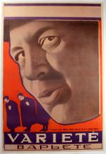 Movie Poster Variete