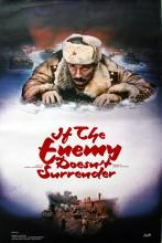 Movie Poster If the Enemy Doesn't Surrender