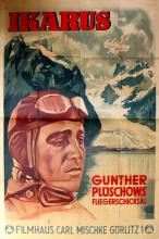 Movie Poster Ikarus Fighter Pilot