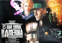 Movie Poster Once Upon a Time in America