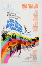 Movie Poster For Those Who Think Young Surfing