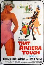 Movie Poster That Riviera Touch