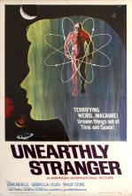 Movie Poster Unearthly Stranger