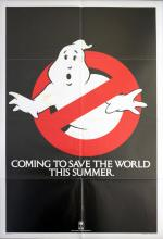 Movie Poster Ghostbusters Text Teaser