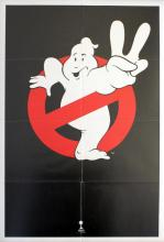 Movie Poster Ghostbusters II Teaser