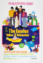 Movie Poster The Beatles Yellow Submarine