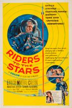 Movie Poster Riders to the Stars
