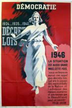 Propaganda Poster Democracy