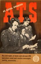 Propaganda Poster ATS Signal Operators