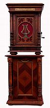 Coin Operated Disc Music Box Polyphon No. 65