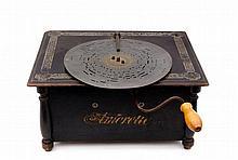 Organette Music Box Amorette