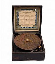 Disc Music Box Symphonion