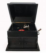 Table Gramophone with Coin Deposit