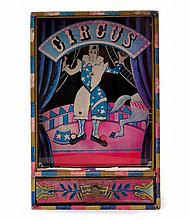 Circus-Dancing Clown (Music Box)