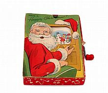 A Music Box Christmas Card (A Kaye Kards)