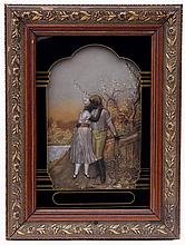 Relief Image with Music Box