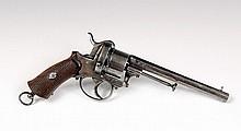 A Pin-fire Revolver