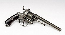 A Pin-fire Revolver, Marazzi & Fusi, Lecco