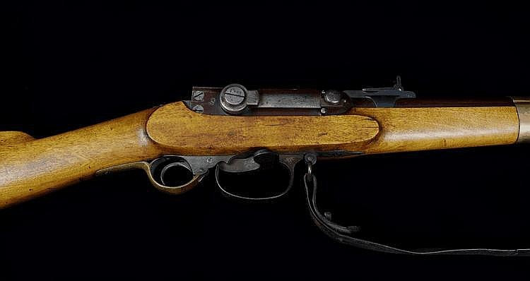 A Breech-loader  Rifle M 1855