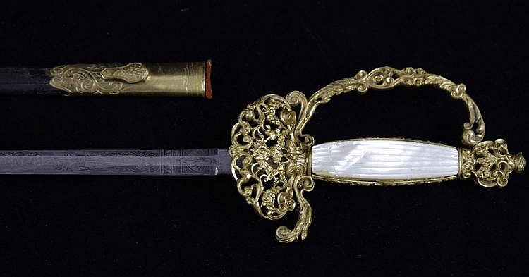 Sword for Military Doctors