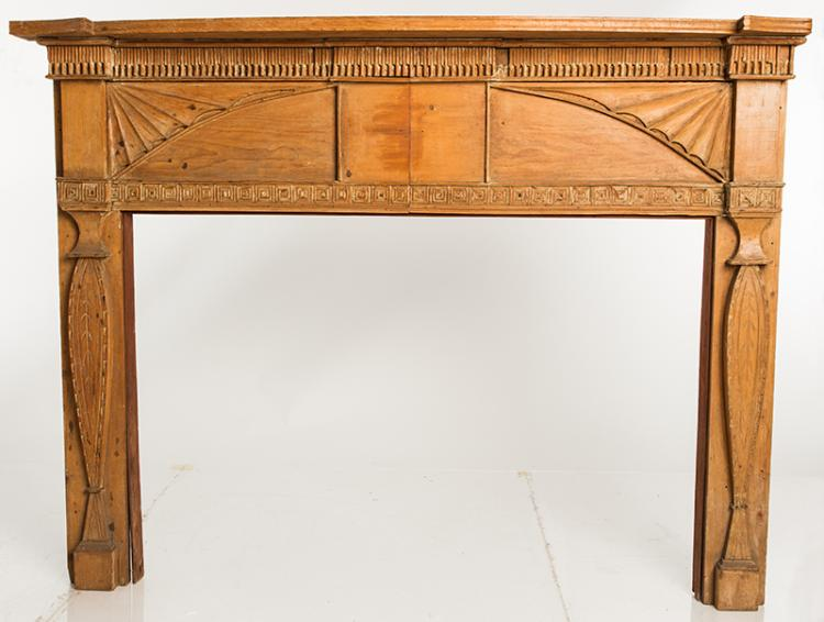 Federalist Style Mantle