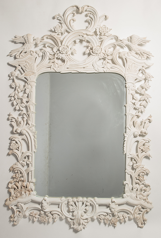 Painted Venetian Mirrors