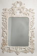 Painted Venetian Mirrors