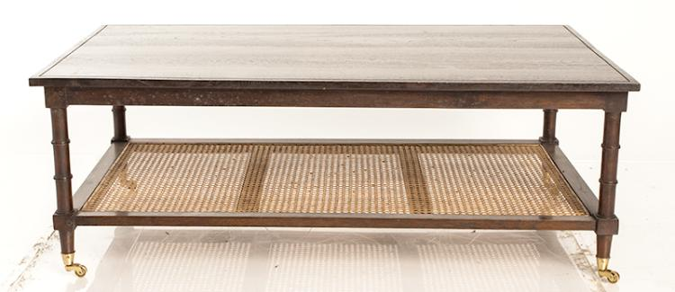 Two Tier Coffee Table