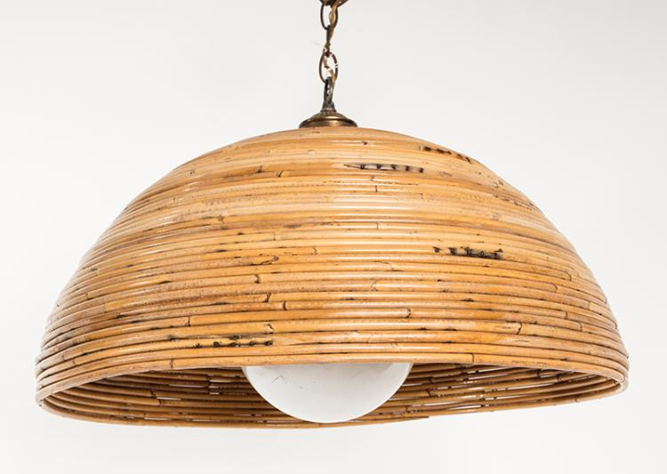 Beehive Shade Light Fixture
