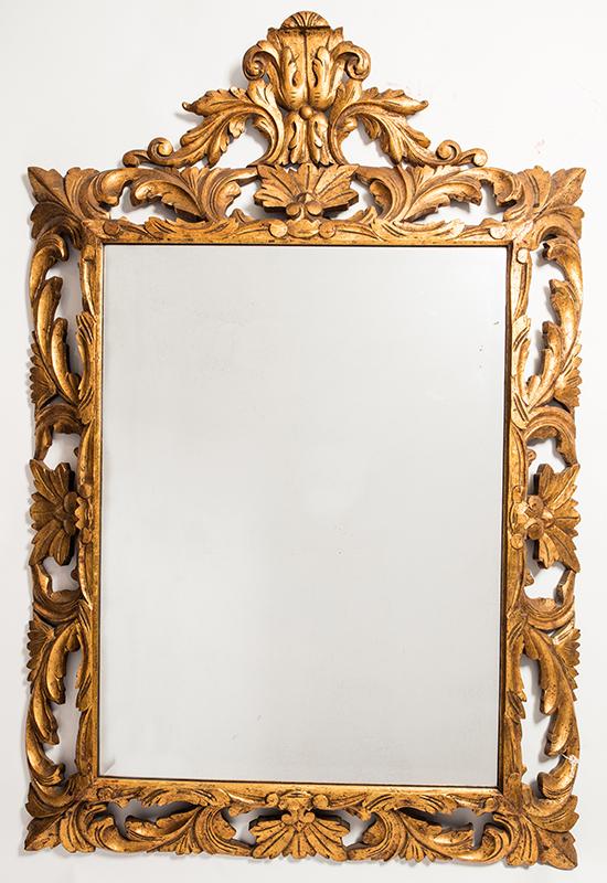 Gilt Italian Mirror