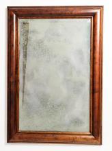 Smoked Glass Mirror