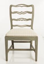 Painted Swedish Side Chair