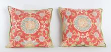 Pair of Decorative Pillows