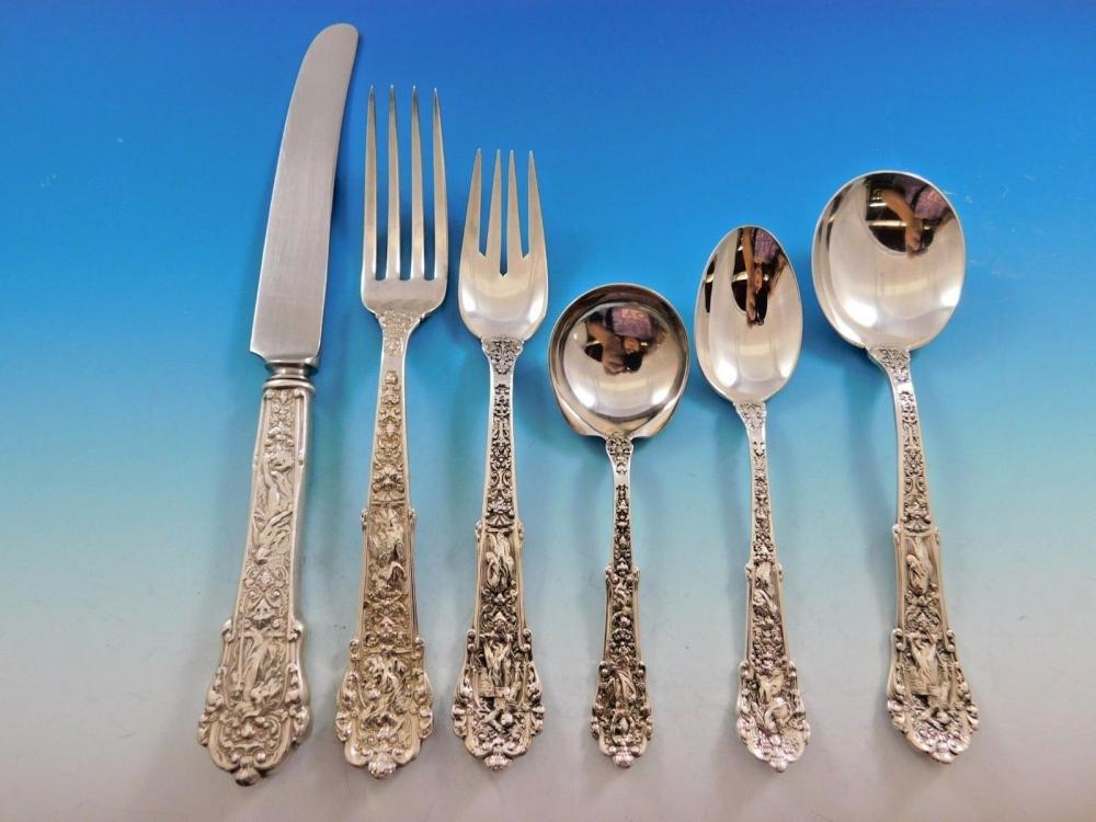 "Decor by Gorham Sterling Silver Mustard Ladle 4 5//8/"" Custom"