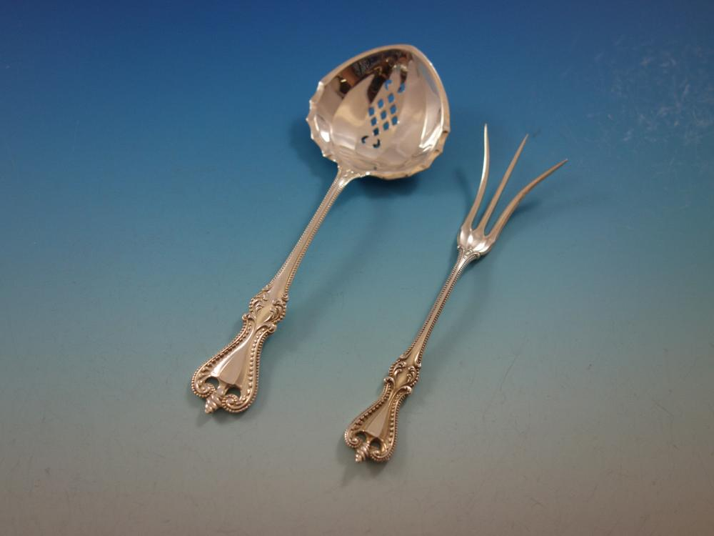 """Old Colonial by Towle Sterling Silver Place Soup Spoon 7 1//4/"""""""